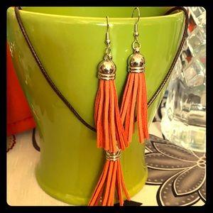 Jewelry - Tassel necklace sets